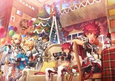 Elsword christmas g wallpaper | 1600x1131 | 201856 | WallpaperUP