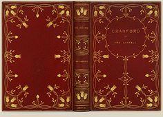 [ZAEHNSDORF BINDING] Gaskell, Mrs; CRANFORD Macmillan and Co., 1895