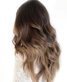 F O R M U L A deets for this lush dimensional brunette balayage T. - F O R M U L A deets for this lush dimensional brunette balayage T. Balayage Hair Brunette Caramel, Brown Hair Balayage, Brown Blonde Hair, Hair Color Balayage, Hair Highlights, Light Brown Hair Lowlights, Balayage For Asian Hair, Asian Hair Dye, Asian Brown Hair