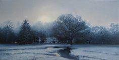 Renato Muccillo Fine Arts Studio - Winter Fractures