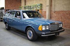 1979 Mercedes-Benz 300TD Station Wagon