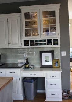 Oh So Lovely: Our $500 DIY Kitchen Remodel