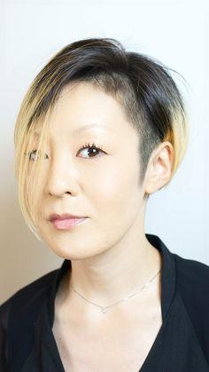 [nico.style]南フランス風ショートカット | 心斎橋の美容室 nico.のヘアスタイル | Rasysa(らしさ)