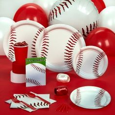 bday Image detail for -Baseball Birthday Party Supplies - Baseball Theme Birthday Party