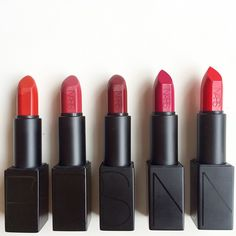 Nars in every shade.