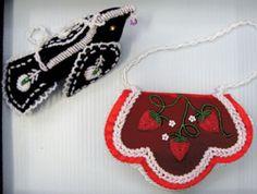 NiagaraThisWeek Article: Iroquois beadwork at museum