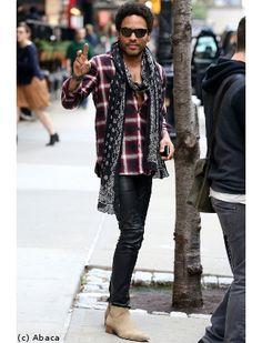Lenny Kravitz : le rock à l'état brut