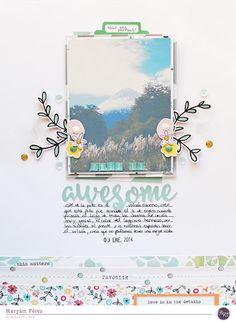 Maryám Pérez Design | Blog: CLIQUE KITS: JUNE PEP RALLY