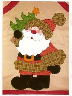 32 Trendy Ideas For Christmas Quilting Patterns Applique Christmas Quilt Patterns, Christmas Applique, Christmas Sewing, Christmas Projects, Holiday Crafts, Christmas Crafts, Christmas Decorations, Christmas Ornaments, Christmas Quilting