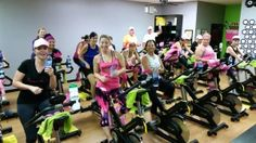 Be the Ahh! Champions – Benefiting the Sarasota Memorial Fund at Rotations Cycling Studio, Lakewood Ranch, FL.