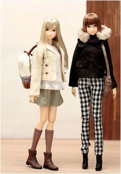 Momoko dolls wake up 15 & 16
