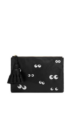 Nocturnal Georgiana Clutch by Anya Hindmarch Spring-Summer 2015 (=)