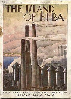 """""""The Island of Elba, circa 1933"""""""