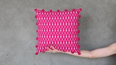 Net Block cushion