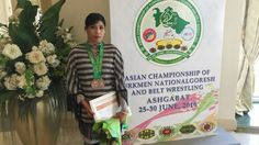 Pride Pakistan athlete Ambreen Masih is optimistic about winning more medals for the country in the upcoming Asian Judo Championship..