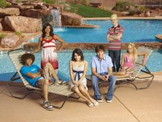 High School Musical 2 (2007) - TV Movie Review for Parents: Corbin Bleu as Chad Danforth, Monique Coleman as Taylor McKessie, Vanessa Hudgens as Gabriella Montez, Zac Efron as Troy Bolton, Lucas Grabeel as Ryan Evans, and Ashley Tisdale as Sharpay Evans in High School Musical 2.