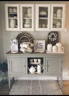 This sideboard!