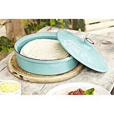 Ceramic-Tortilla-Warmer from Lakeland