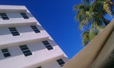 The Clevelander Hotel on South Beach, Florida