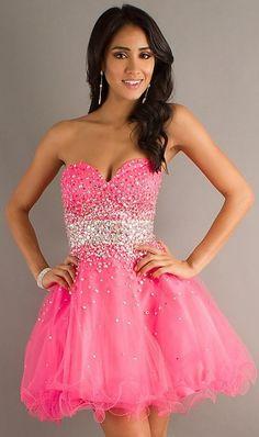 Homecoming Dresses ... I'm thinking blue