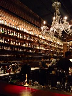 Multnomah Whiskey Library in #Portland