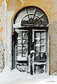 "A pair 15/"" False Gothic Garage Church Door Hinges Unpainted Steel Not Cast Iron"