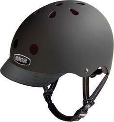 Nutcase Men's Bike Helmet Blackish Matte L