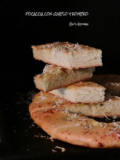 Eni´s Kitchen: Focaccia con queso de oveja envejecida en manteca!...