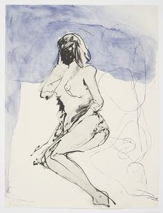 I Think Of You - Lithograph - Medium - Tracey Emin Life Drawing, Figure Drawing, Painting & Drawing, Pop Art, Tracey Emin, Figurative Kunst, A Level Art, Global Art, Fine Art