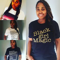 UrbanZIEL.bigcartel.com #blackgirlmagic #facts #dopeshirts #fashionTees #Fashion