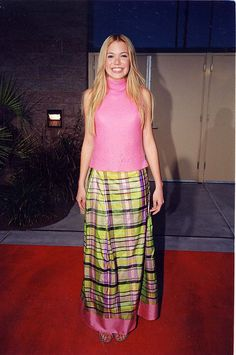 Pin for Later: A Nostalgic Look Back at Celebrities' Earliest Red Carpet Appearances Mandy Moore, 1999