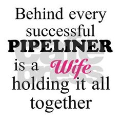 Pipeline Wife Decal by pipeliner
