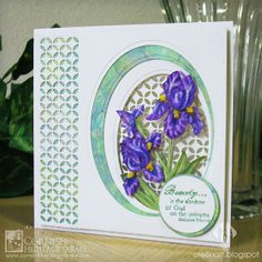 CHF54: Using Watercolours In Stamping...� 2014, cre8nart.blogspot, all rights reserved.