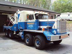 Kramer S Towing Orwigsburg Pa Mack Pinterest