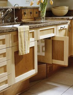 Great idea for handy cap sink area