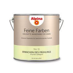 No. 11 Erwachen des Frühlings #Design #DIY #Farbe #Einrichten #Wohnen…