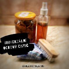 Univerzální octový čistič bez chemie Soap, Personal Care, Bottle, Blog, Chemistry, Self Care, Personal Hygiene, Flask, Blogging