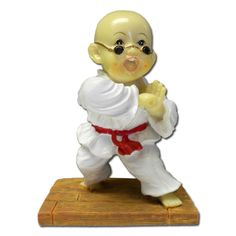 Elbow Strike Kung Fu Monk now available from www.karatemart.com/