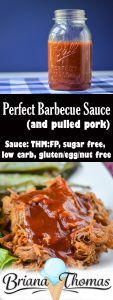 Perfect Barbecue Sauce (and Pulled Pork)