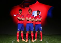 NIKE, Inc. - Nike Football Unveils 2014 Korea National Team Kit