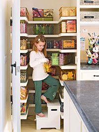 Great #backtoschool #organizing ideas for mudroom, pantry and other key spots: http://www.familycircle.com/home/organization/tips/back-to-school-organization-basics/?page=2#