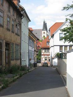 Nordhausen, Pfaffengasse