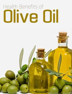 Health Benefits of Olive Oil | Pin Remedies