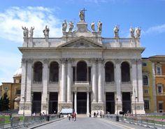 Archibasílica di San Giovanni in Laterano - Catedral de Roma