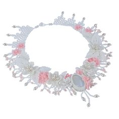 Wedding romance   Mijabijoux Handmade Jewelry Crochet Necklace, Handmade Jewelry, Romance, Wedding, Romance Film, Valentines Day Weddings, Romances, Handmade Jewellery, Jewellery Making