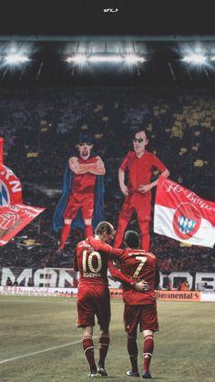Robben x Ribery = Robbery!