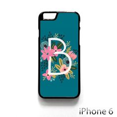 monogram-B AR for iPhone 4/4S/5/5C/5S/6/6 plus phonecase