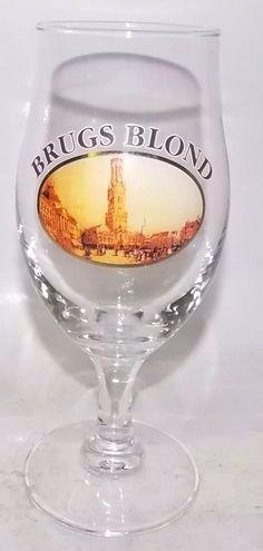 Taça Da Cerveja Belga Trapista Brugs Blond - R$ 69,90 em Mercado Livre