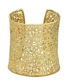 Ainsley Cuff Bracelet in Gold - Kendra Scott Jewelry.