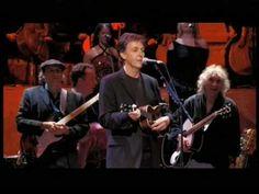 Paul McCartney performing 'Something' on the ukulele.  Dhani Harrison talking about his father's love of the uke.